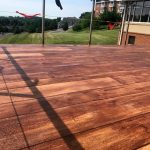 Concrete Wood Flooring | North Dallas Texas