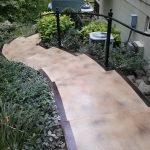 Stained Concrete   North Dallas Texas